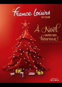 Prospectus France loisirs Fontainebleau : À Noël Faites des heureux!