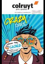 Prospectus  : Crazy Days