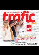 Prospectus Trafic : Catalogue