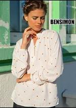 Prospectus Bensimon : Collection Bohéme