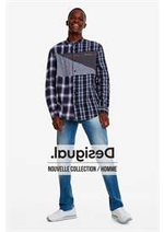 Prospectus Desigual : Nouvelle Collection / Homme