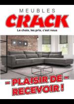 Bons Plans Meubles Crack : Plaisir de recevoir