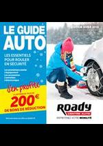 Prospectus  : Le Guide Auto