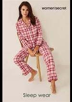 Prospectus Women'secret : Sleep wear