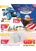 Prospectus Gifi : Les Magifiques Histoires de Noël