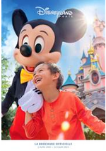 Prospectus  : Catalogue Disneyland Paris