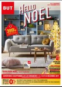 Prospectus But Labège : Hello Noël