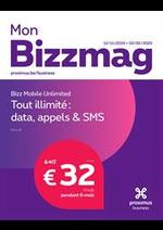Prospectus Proximus : Bizz Mag
