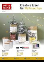 Prospectus Office World : Kreative Ideen für Weihnachten
