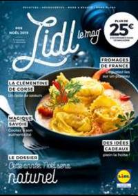 Prospectus Lidl PARIS 247 rue de Crimée : Du 21 novembre au 31 décembre