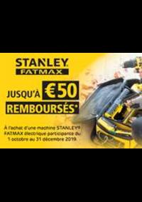 Prospectus Brico Plan-it Bruxelles : Jusqu'a €50 rembourses
