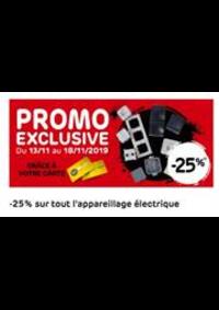 Prospectus Brico ANDERLECHT Tweestationsstraat : Promo Deals