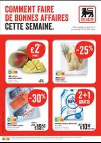 Prospectus AD Delhaize Bruxelles : Nouveau: Promotion de la semaine