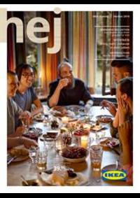 Prospectus IKEA - Aubonne : Ikea Family Hej Magazin Herbst
