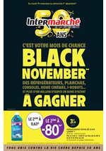 Prospectus Intermarché Super : BLACK NOVEMBER**