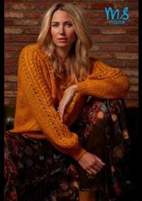 Prospectus M&S Mode Cergy-Pontoise : Pulls Femme