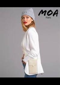 Prospectus Moa ARCUEIL 07 B Place de La Vache Noire : Les Nouveautés Femme