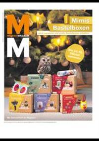 Prospectus Migros Bern - Christoffelunterführung : Migros Magazin 47