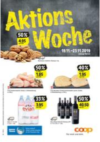 Prospectus Coop Supermarché Allschwil - Lindenstrasse : Coop reklamblad