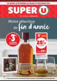 Prospectus Super U MONTREUIL - R. NOUV. FRANCE : NOTRE SÉLECTION DE FIN D'ANNÉE_SU5
