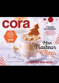 Prospectus Cora LIVRY-GARGAN : Mon Traiteur en Fêtes 2019