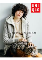 Prospectus Uniqlo : Lookbook Woman