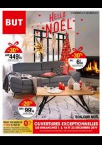 Promos et remises But Cranves-Sales : Hello Noël