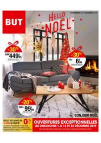 Promos et remises BUT : Hello Noël