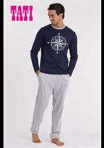 Catalogues et collections Tati : Pyjamas Hommes