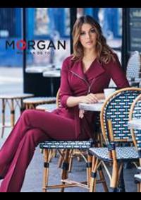 Prospectus Morgan PARIS 21-25 Cours de Vincennes : Les Nouveautés Femme