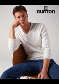 Prospectus Burton PARIS : Collection Homme