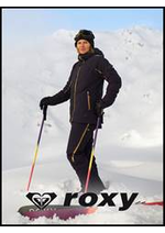 Catalogues et collections Roxy : Snow Lookbook
