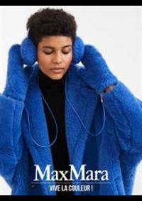 Prospectus Max Mara Paris 8 : Vive la Couleur!