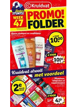Bons Plans Kruidvat : Promo Folder