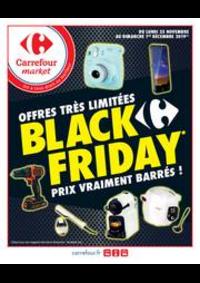 Prospectus Carrefour Market Vaires Sur Marne : Catalogue Carrefour Market
