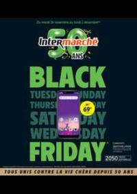 Prospectus Intermarché Super Rochetaillée-sur-Saone : BLACK FRIDAY