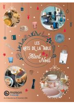 Prospectus E.Leclerc : Les arts de la table fêtent noël