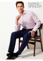 Catalogues et collections Marks & Spencer : Chemises Homme