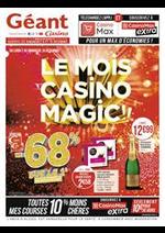 Promos et remises  : Le mois Casino Magic