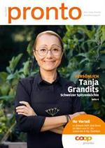 Journaux et magazines Coop Pronto : Pronto Kundenmagazin 062019