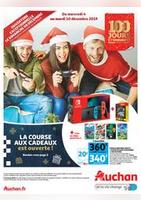 La course aux cadeaux est ouverte - Auchan