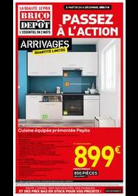 Prospectus Brico Dépôt CANNES ECLUSE : PASSEZ À L'ACTION !