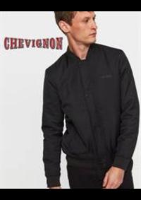 Prospectus Chevignon FAUBOURG ST ANTOINE : Blouson & Manteaux Homme