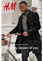 Catalogues et collections H&M : The party version of you
