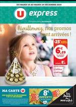 Prospectus U Express : FÊTEZ NOEL AUX MEILLEURS PRIX !