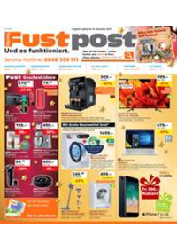 Promos et remises Fust Bern - Laupenstrasse  : Fust Post