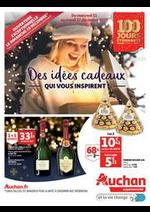 Promos et remises Auchan : Des idées cadeaux qui vous inspirent