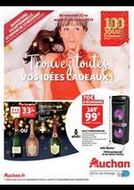 Prospectus Auchan : Trouvez toutes vos idées cadeaux