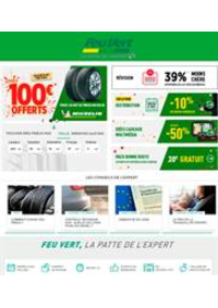 Prospectus Feu Vert SAINT MARTIN DU TERTRE : Offres Feu Vert