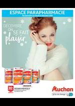 Prospectus Auchan : Décembre on se fait plaisir